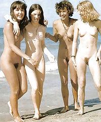 Vintage Exhib and Nudist Ladies are Hotter