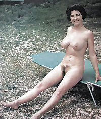 Vintage Exhib and Nudist Ladies are Hotter