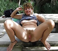 Hairy Mature Mix 11