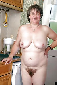 Amateur mature hairy!!