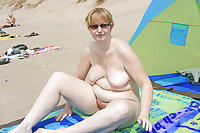 MILF mature red hairy chubby amateur wife