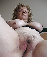 Hairy grannys