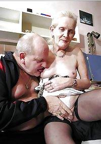 Fucking horny granny's