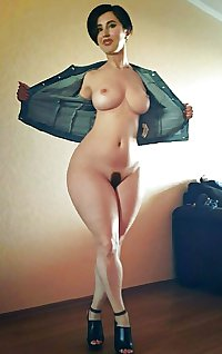 russian wide hips woman