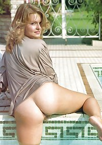 Rear View Compilation (Vintage, Hairy) 4