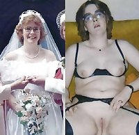 Polaroid Brides - Dressed Undressed