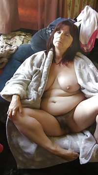Hairy Moms And Grandmas 71
