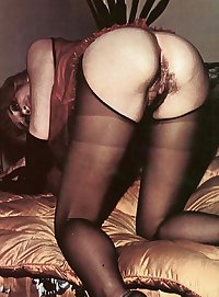 Rear View Compilation (Vintage, Hairy)
