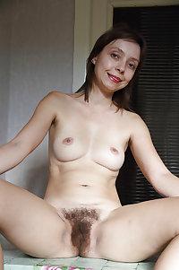 Amateur hairy women # 8