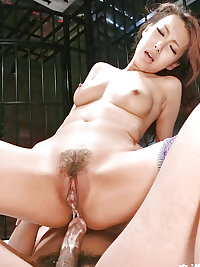 Hairy Pussy Cum