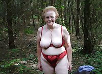 I love old, hairy and granny 2