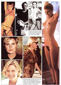 Denise Crosby - Various Playboy