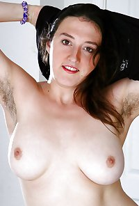 Girls showing tits and hairy armpits, mix 2