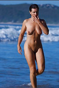 Nude day at the beach 3