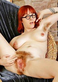 Hairy women 10
