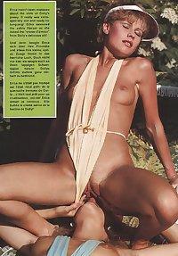 Lesbian Love #14 - Vintage Porno Magazine