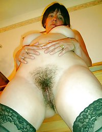 Giant Hairy Women