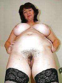 Giant Hairy Women