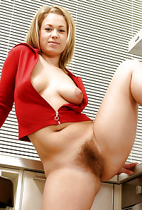 amateur fresh hairy pussy