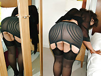 Older ladies surprise at home 3