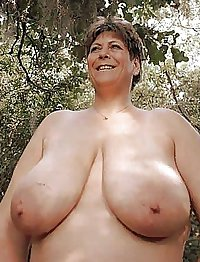 Busty Hairy Grannies 9
