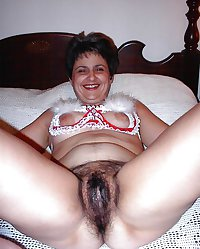 Hairy moms