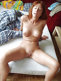 AMATEUR WIVES - mature hairy and shaved pussies