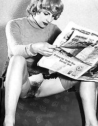 Vintage Girl Fun :)