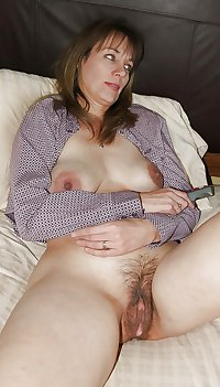 Hairy Mature Amateurs