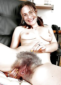 very hairy
