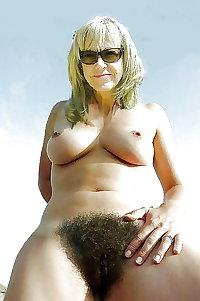 hairy hairy women