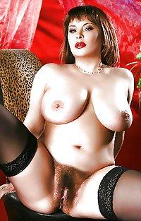 Hot hairy pussy