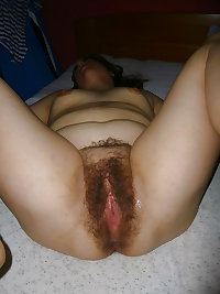 Hairy girls with hairy ass 5