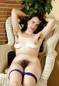 Beautiful Hairy Babes 27 by TROC