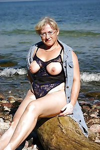 Busty Hairy Grannies 13