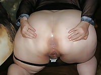 Fat Ass and Cunt Spreaders