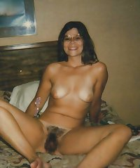 Amateur Retro Hairy 2