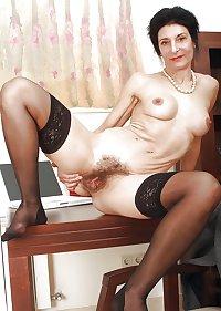Hairy women 46