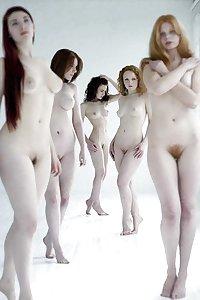 Hairy Ginger Girls