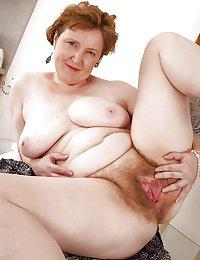 Hot Grannys and Matures IV